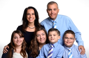 The DeLuca Family Christmas 2012